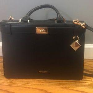 Michael Kor's Buckle handbag